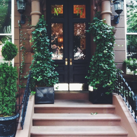 west village door